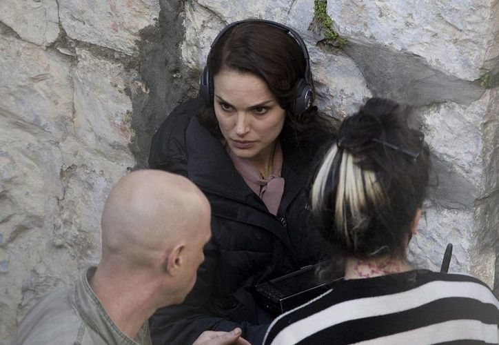 """Natalie Portman, ganadora de un Oscar por su papel en """"El cisne negro"""", se embarcó en la aventura de recrear la aclamada autobiografía del escritor judío Aos Oz hace seis años. (EFE)"""