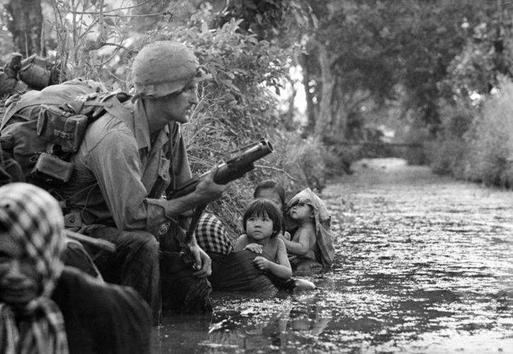 Desde que la Guerra de Vitenam concluyó, 42 mil personas han muerto por el estallido de materiales desperdigados. (Foto de contexto)