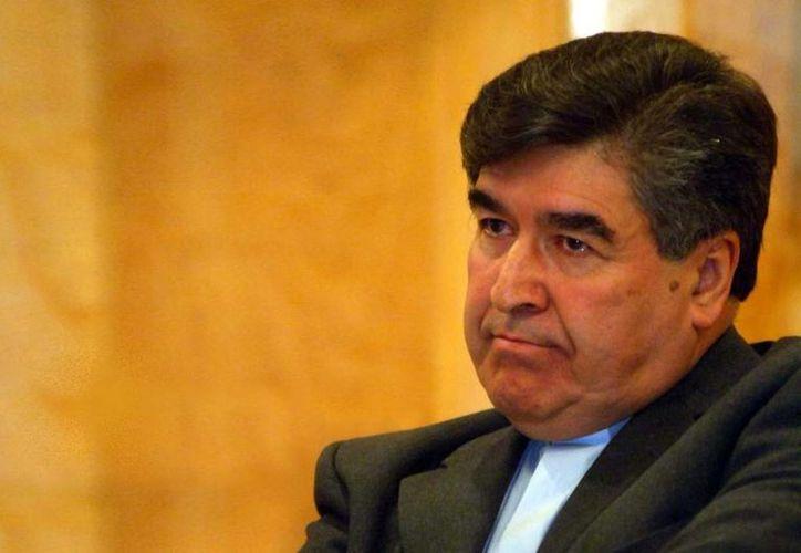 El obispo de San Cristóbal de las Casas, Felipe Arizmendi, dijo que los corruptos dañan la dignidad de las personas(Eduardo Miranda/Proceso)