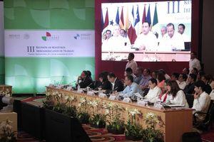 Llevan a cabo la III Reunión de Ministros Iberoamericanos de Trabajo