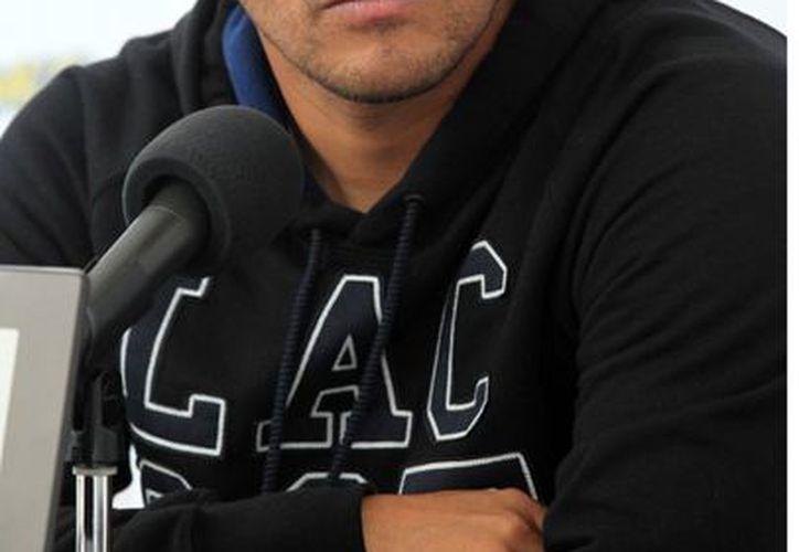 Suazo tiene contrato con Monterrey hasta 2013. (Foto: Agencia Reforma)