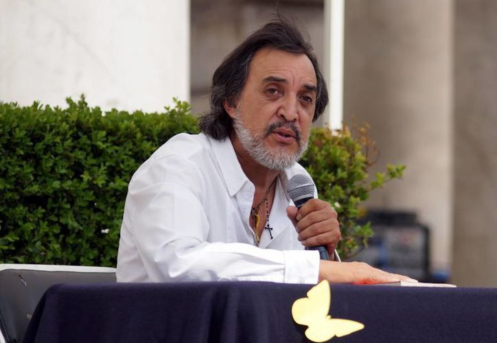 La salud del actor Luis Felipe Tovar mejora considerablemente tras salir de terapia intensiva. Sin embargo, aún se desconocen las causas de su ingreso al hospital. (Archivo Notimex)