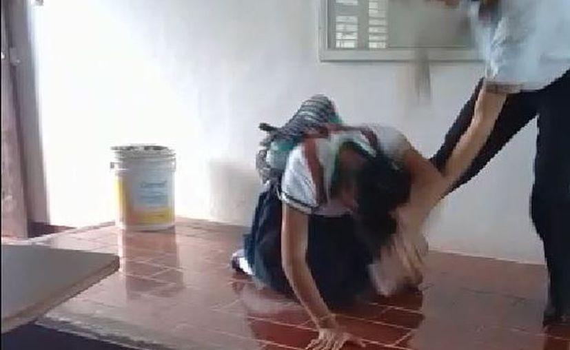 La joven se presentó ante el fiscal del ministerio público para adolescentes acompañada por sus padres. (Redacción)