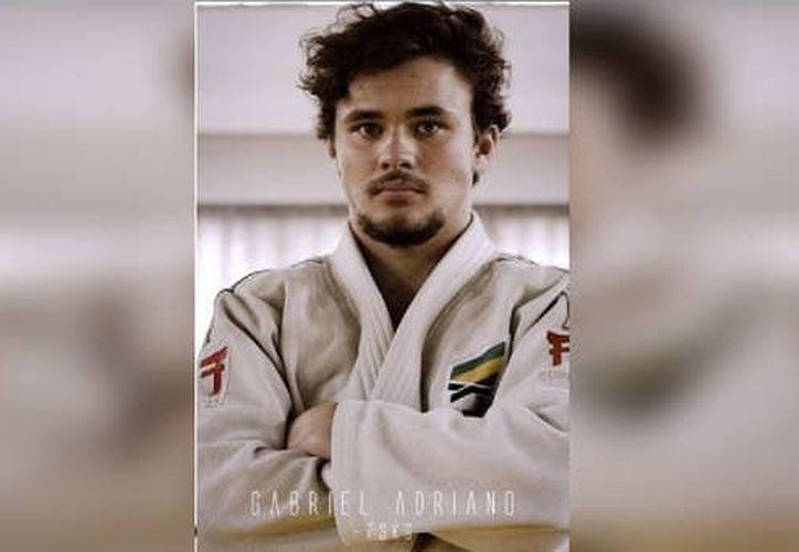 Gabriel Schlichia  fue en 2016 medalla de bronce en el Campeonato Panamericano sub'18 y campeón sudamericano, también sub'18, en la categoría de peso leve (73 kilos). (Foto: Federación Parananense de Judo)