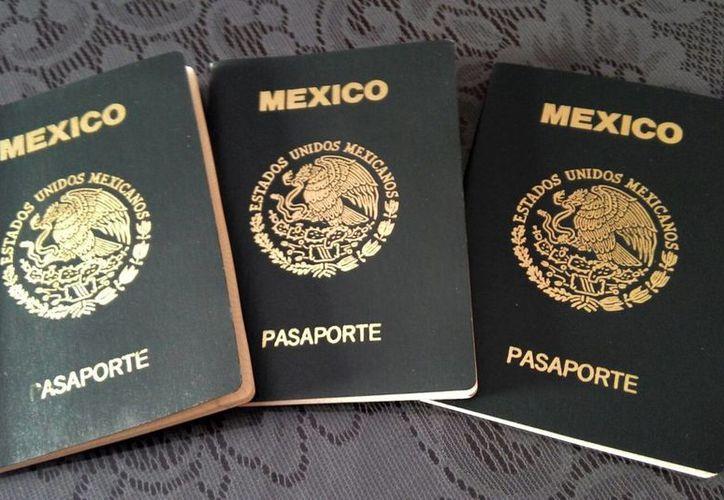 El delgado de la SRE en Yucatán,  José Manuel Torres Arroyo, informó que solamente hubo un caso de usurpación de personalidad por uso de pasaporte. (Milenio Novedades)