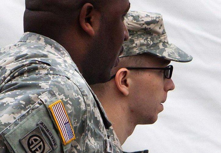 Bradley Manning enfrenta a una condena de cadena perpetua. (EFE)