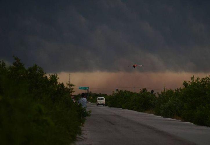 Las precipitaciones ayudarán a disminuir los incendios forestales en la entidad.  (Imagen ilustrativa/SIPSE)