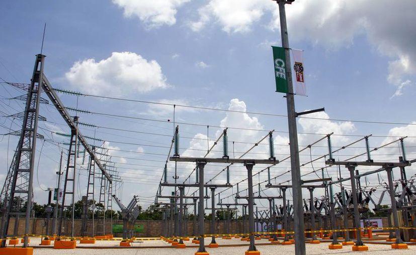 La Subestación de Itzimná se construyó con una inversión de 180 millones de pesos. Tiene una capacidad de 30 mil cargas y una línea de 115 KV. (Foto de archivo/SIPSE)