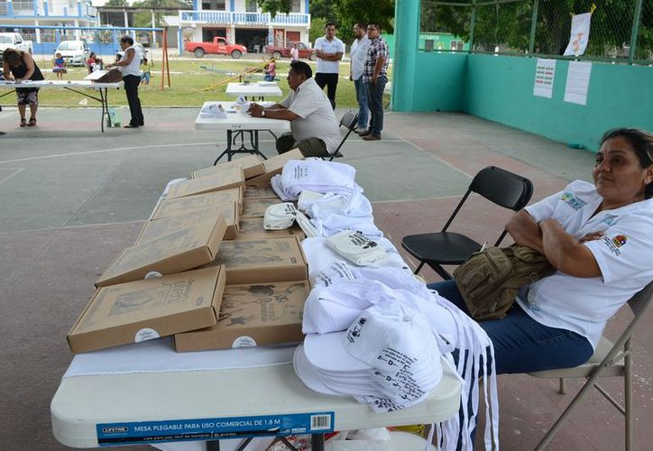 Feria de Servicios a Jornaleros Agrícolas.