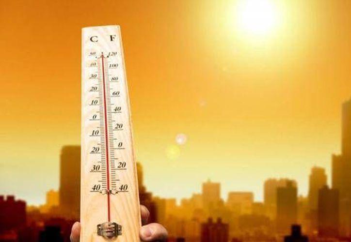 La temperatura global promedio para el 2017 será de unos 0.75 grados Celsius. (Contexto/Internet)
