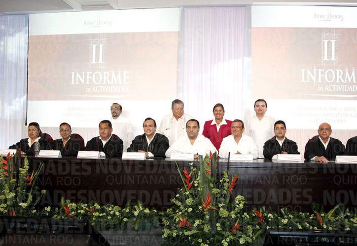 Se aplicaron técnicas de investigación criminalística, integradas con la contabilidad, conocimientos jurídico-procesales. (Foto: Claudia Olavarría/SIPSE).