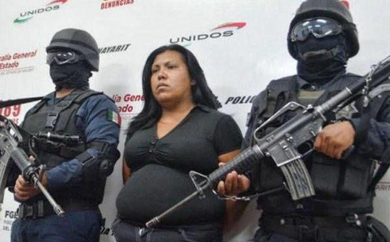 Resultado de imagen para María Muñoz, la mujer que asesino a una embarazada para extraer el bebé con un cuchillo