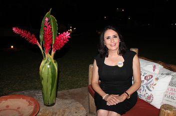 Festeja Martha Rodríguez su cumpleaños