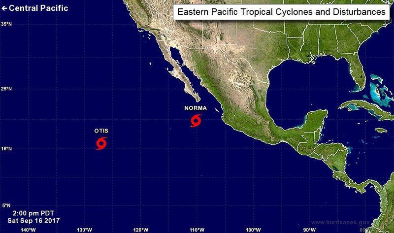 Tormenta tropical María: nueva amenaza para el Caribe