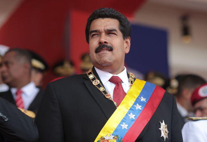 """Las declaraciones las hizo en su programa de radio y televisión """"Domingo con Maduro"""". (Vanguardia)"""