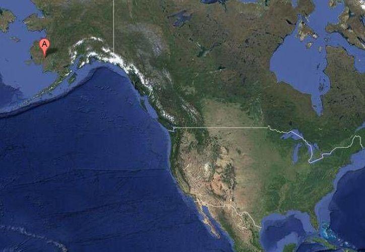 Hasta ahora se desconocen las causas del accidente de la avioneta Cessna 208 que llevaba a 10 personas en el suroeste de Alaska. (Google Maps)
