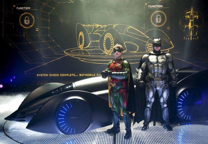 Batman, en 75 años, ha tenido tiempo para todo y ha cambiado conforme el mundo cambiaba, aunque nunca ha salido de su ciudad. (EFE)