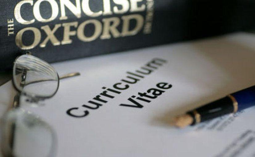 Si estás por enviar tu currículum, antes revisa que no tengan palabras que lo 'ensucien'. (Internet)