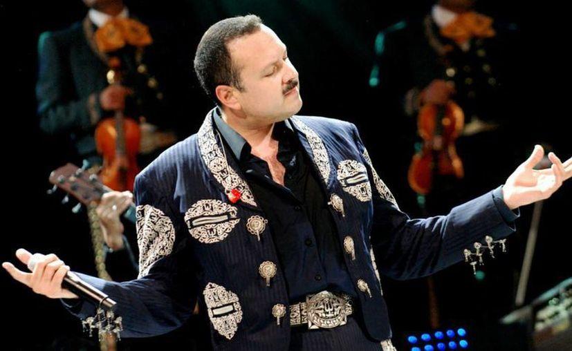 Pepe Aguilar presentará en el Auditorio Nacional, el próximo 27 de agosto, su reciente placa discográfica 'No lo había dicho'. (Archjivo/Notimex)