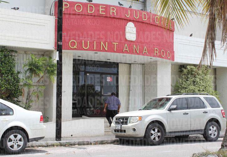 Señalan que Fidel Villanueva Rivero dejará un tribunal desmoronado y disfuncional. (Joel Zamora/SIPSE)