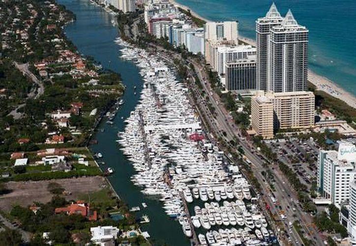 Los acercamientos náuticos entre Estados Unidos y Cancún comenzaron el año pasado. (Contexto/Internet)