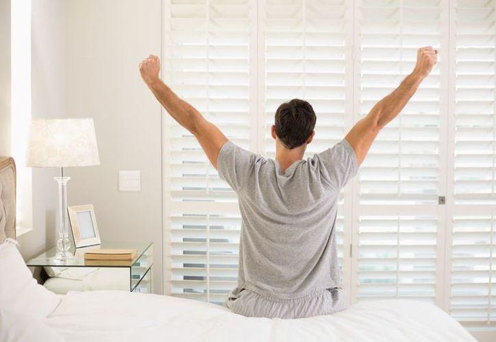 Las personas madrugadoras tienen su mayor pico de actividad al mediodía. (Gananci).