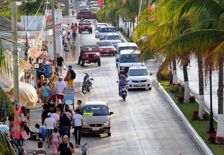 Aumenta la afluencia turística en la Isla de las Golondrinas. (Cortesía/SIPSE)