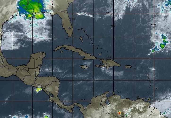 Se espera cielo parcialmente  nublado en Quintana Roo. (Intellicast)