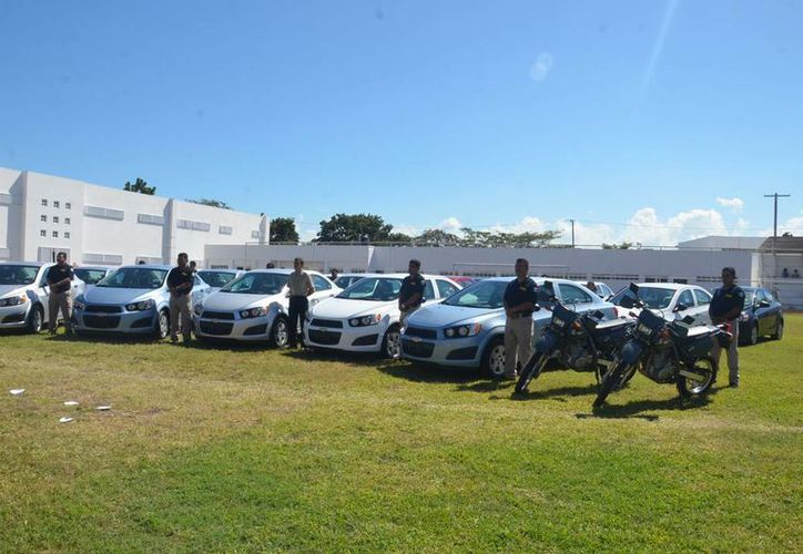 El municipio de Benito Juárez concentra el mayor número de vehículos oficiales. (Archivo/SIPSE)
