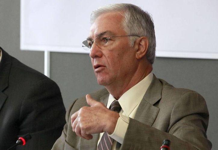 Humberto Mayans, nuevo coordinador para la Atención Integral de la Migración en la Frontera Sur, se desempeñaba como senador de la República. (Notimex/Foto de archivo)