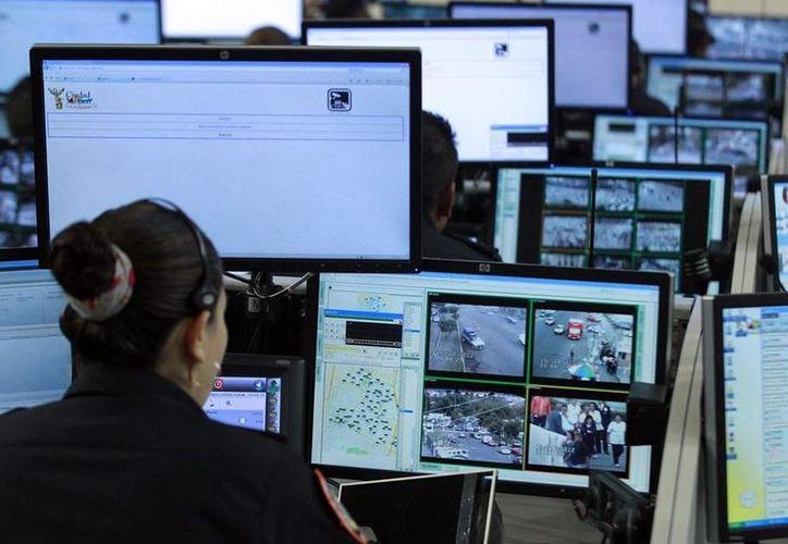 El robo a transeúnte es el delito más captado por estas cámaras. (Archivo Notimex)