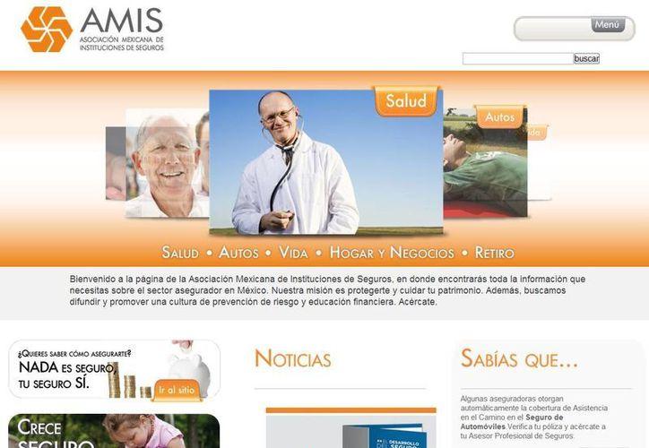 El estudio de la AMIS detaca que la penetración de los seguros de vida aún es baja entre la población. (amis.org.mx)