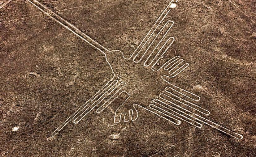 Investigadores encontraron que las líneas de Nazca en Perúsirvieron a los pobladores para recolectar agua y agradar a los dioses. (Guioteca.com)