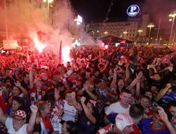 Croacia rompe otro récord mundialista