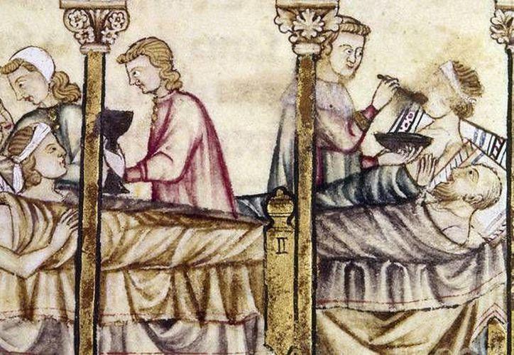 El sudor inglés se originó en el Reino Unido y hasta la fecha sigue siendo una incógnita para los científicos. (wikipedia.org)