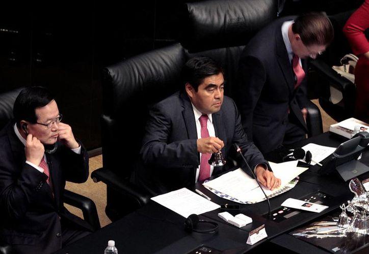 Barbosa aseguró que atrapar a los responsables del caso Iguala no terminará con el duelo que vive México. (Archivo/Notimex)