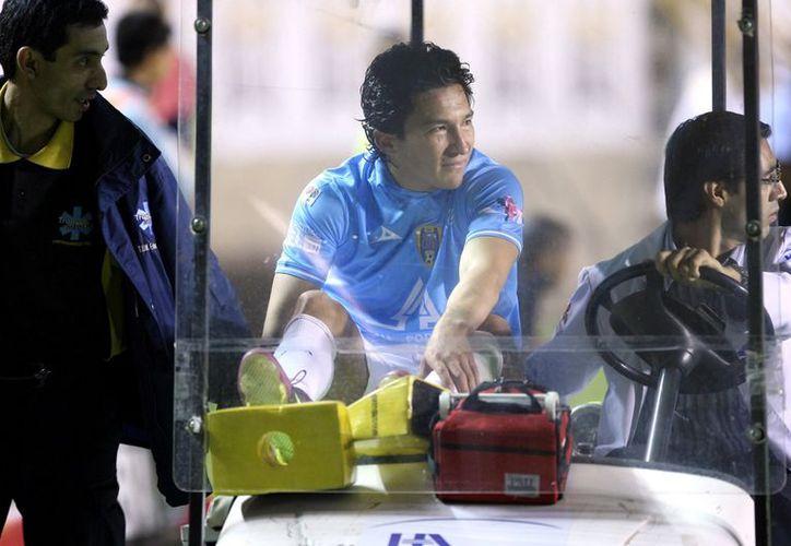 Villaluz llegaría a Tigres en cambio por Francisco Acuña. (Foto: Agencia Reforma)
