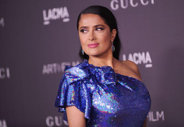 Salma suele impresionar seguido con sus sofisticados outfits en las galas de cine. (Foto: Contexto)
