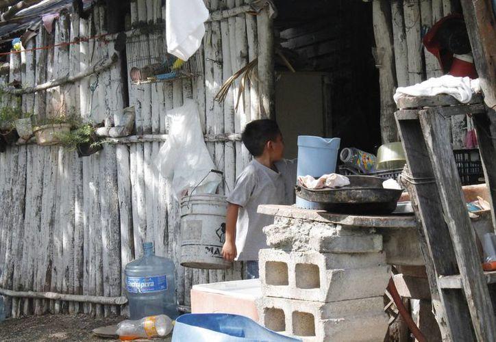 En Cancún se contabilizan 152 mil 70 personas bajo esta condición de vida. (Jesús Tijerina/SIPSE)
