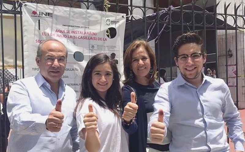 ¿Arrestaron al hijo de Calderón Hinojosa? Habla Margarita Zavala