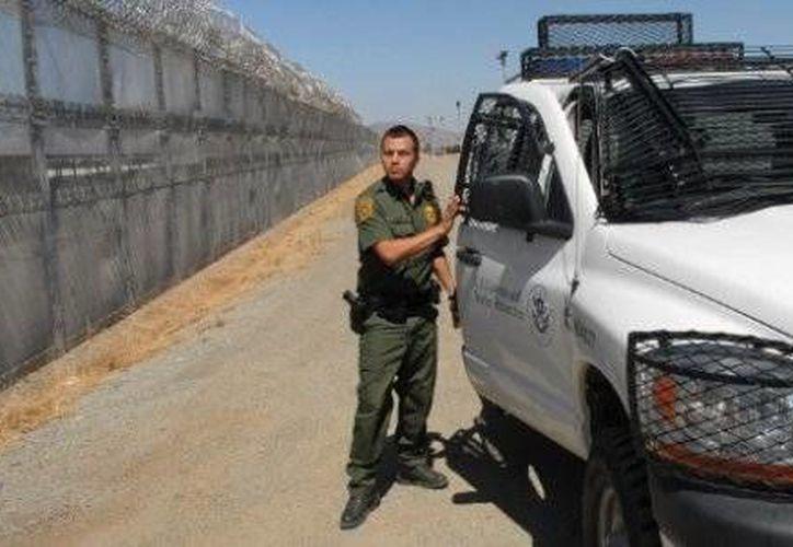 La Patrulla Fronteriza de EU cuenta con 21 mil agentes. (www.hoylosangeles.com/Archivo)