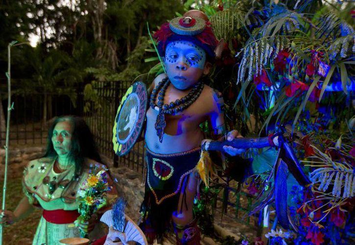 El FICMaya contará con la participación de más de mil 200 artistas de Cuba y Quintana Roo, país y estado invitados en esta edición. (Foto de Notimex)