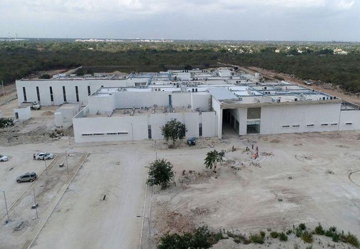 El nuevo Hospital Materno Infantil de Mérida se ubicará a un costado del Hospital de la Amistad Corea-México, al sur de la capital yucateca. (Milenio Novedades)