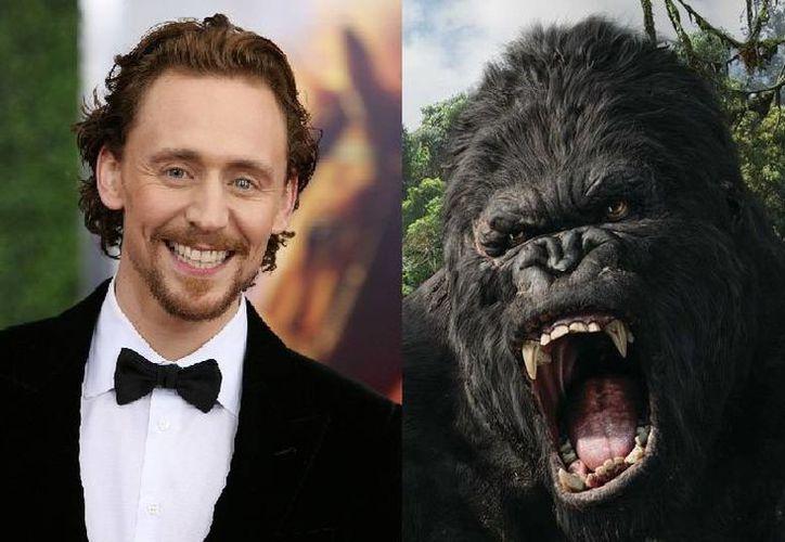 Tom Hiddleston protagonizará una nueva versión de King Kong. La película llegará en marzo del próximo año. (pointofgeeks.com)