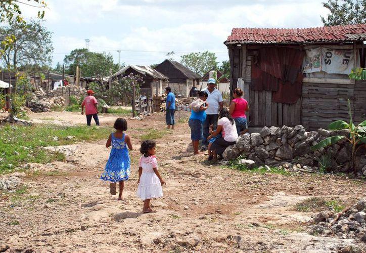 Familias de escasos recursos no gozarán del programa IMSS-Oportunidades. (Tomás Álvarez/SIPSE)