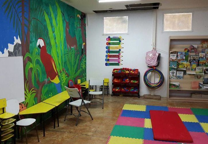 Los niños atendidos son los que se encuentran en la Casa de Atención Temporal. (Victoria González/SIPSE)