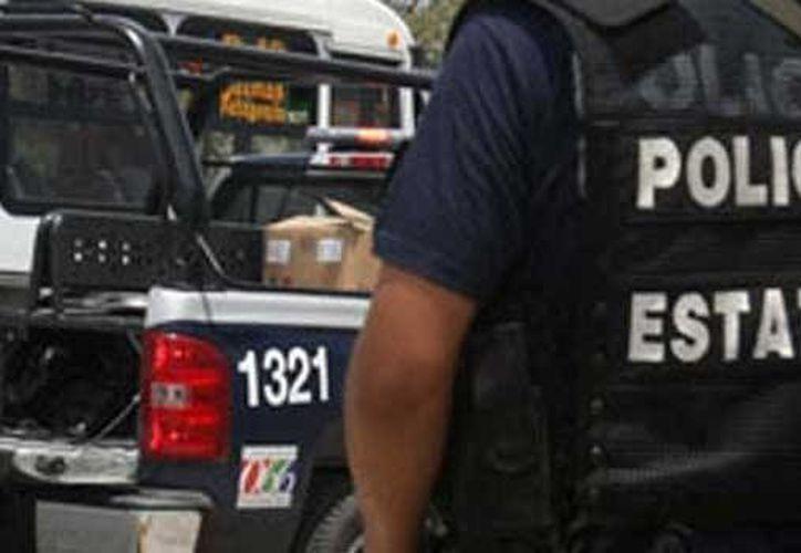 Los elementos realizan trabajos de inteligencia, para disminuir la violencia en el sur del estado. (Redacción/SIPSE)