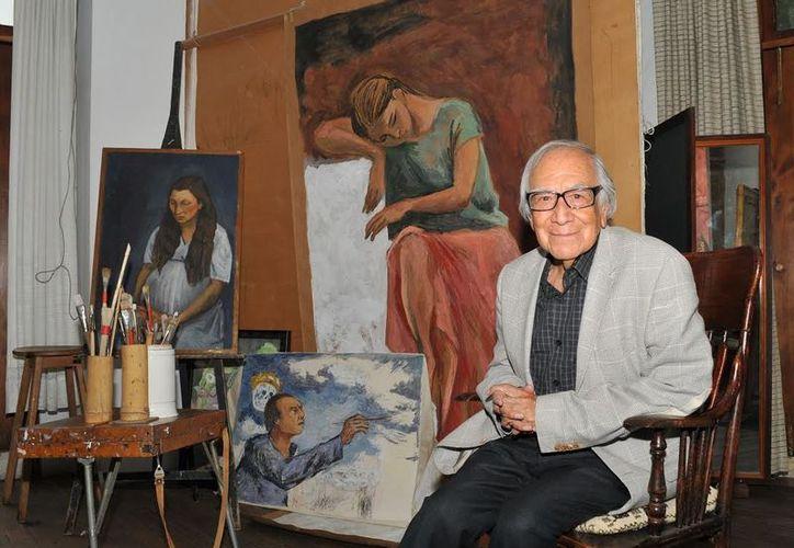 García Bustos falleció ayer de un paro cardíaco. (Foto: Redacción)