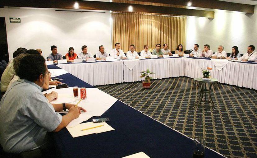 Integrantes del Comité subrayaron que es necesario aplicar una estrategia bien definida para que se cumplan los propósitos en materia ambiental. (Cortesía)