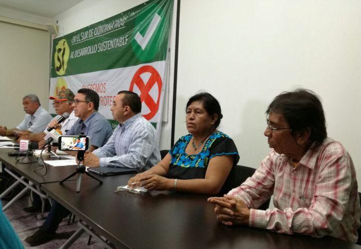 Los representantes de 12 ejidos informaron que las actas serán asentadas en el transcurso de la semana ante el Registro Agrario Nacional. (Joel Zamora/SIPSE)